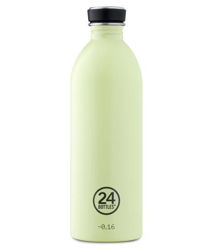 24Bottles Trinkflasche 1,0 Liter pistachio green