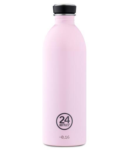 24Bottles Trinkflasche 1,0 Liter candy pink