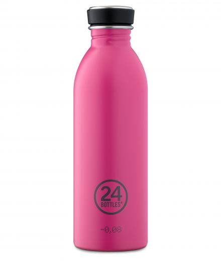 24Bottles Trinkflasche 0,5 Liter passion pink