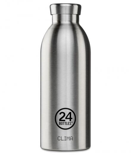 24Bottles Clima Thermosflasche Stahl 0,5l