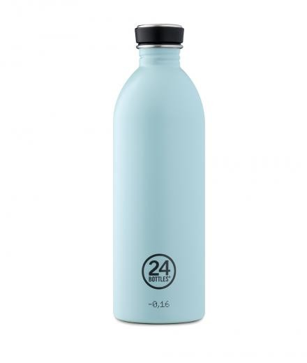 24Bottles Trinkflasche Pastel Cloud Blue | 1,0 L