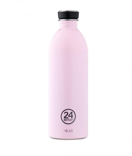 24Bottles Trinkflasche Pastel Candy Pink | 1,0 L