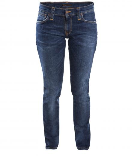 Nudie Jeans Tight Long John Pure Blue 30/34