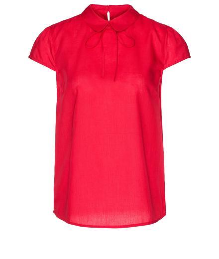 ARMEDANGELS Elina ribbon red | L