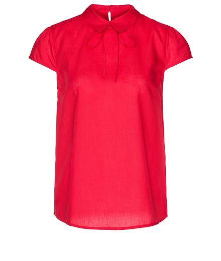 ARMEDANGELS Alana ribbon red | S