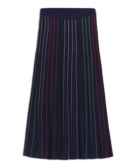ARMEDANGELS Paana Vertical Stripes evening blue