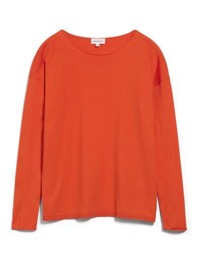 ARMEDANGELS Ladaa glossy orange