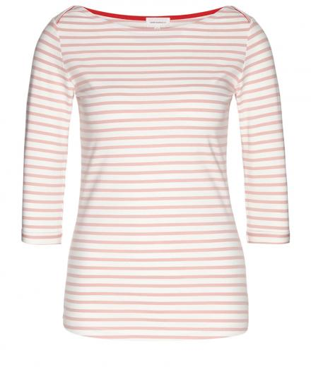 ARMEDANGELS Dalenaa Stripes Off White | XS