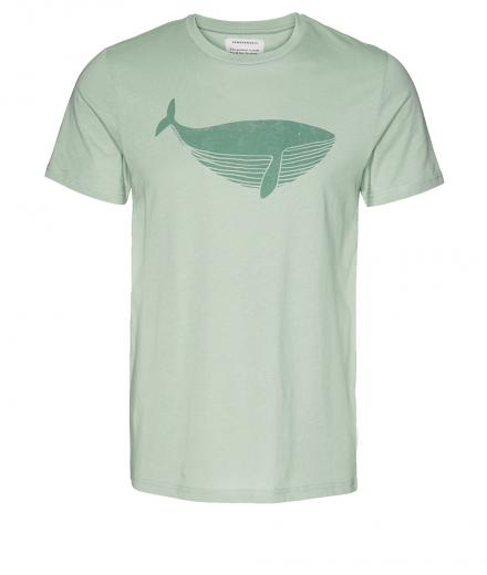 ARMEDANGELS James Big Whale pale green | L