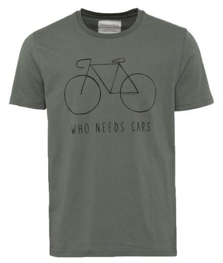 ARMEDANGELS James City Bike Graphit Green | L