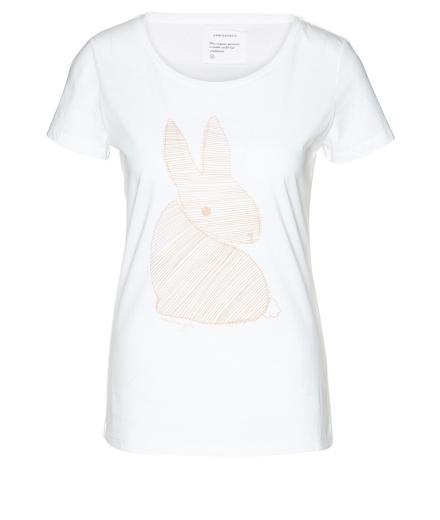 ARMEDANGELS Mari Bunny white | L