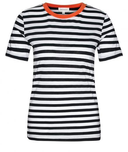 ARMEDANGELS Lidaa Bold Stripes black-white | M