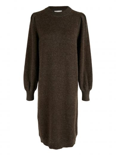 ADDITION Alpaca Comfortable Dress
