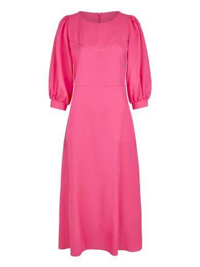 ADDITION Confident Dress pink