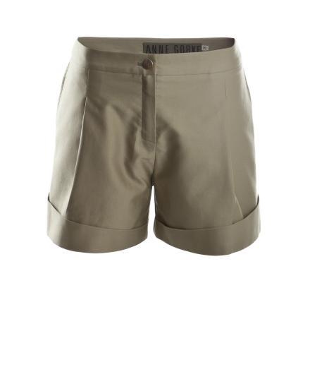ANNE GORKE Shorts Khaki 38