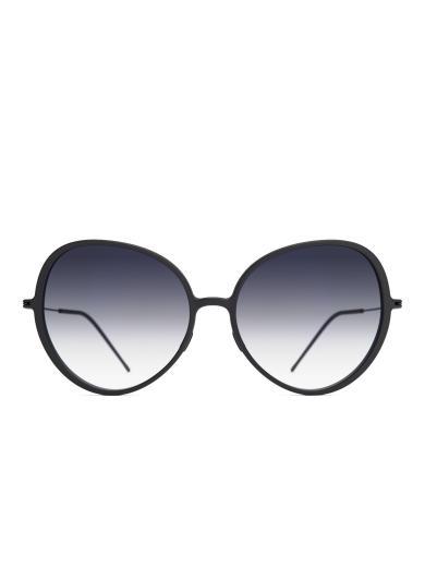 weareannu Cateye 03 L Black / Grey Gradient / Black