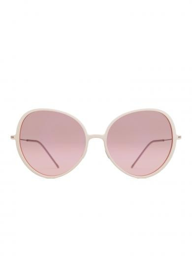 weareannu Cateye 03 L Ecru / Malve / Gold