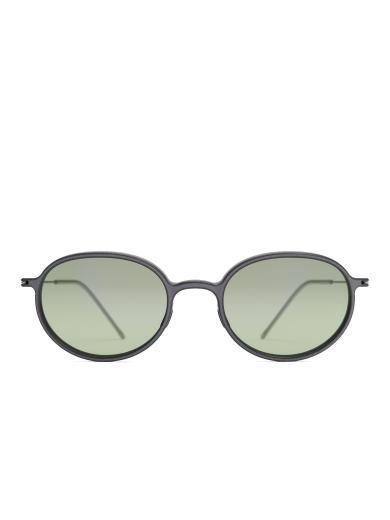 weareannu Oval 01 S Dark Grey / Seegrass / Raw