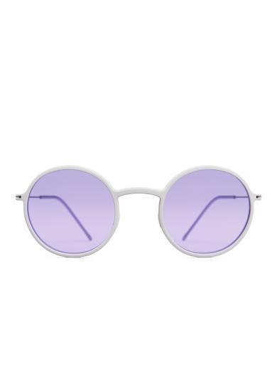 weareannu Round 01 S Light Grey / Purple / Raw