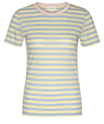 ARMEDANGELS Lidaa Bold Stripes white | L