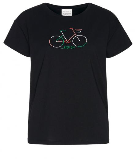 ARMEDANGELS Nelaa Bike black | M