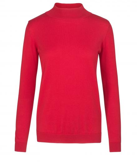ARMEDANGELS Isadora bright red | L