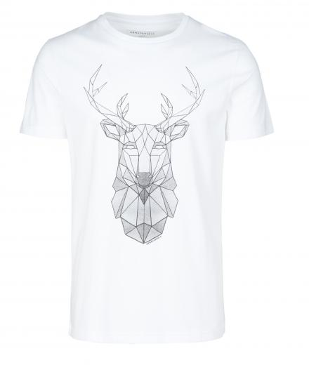 Armedangels James Geo Deer White