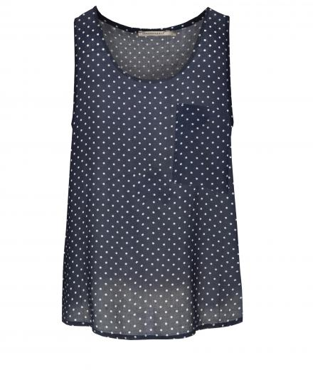 ARMEDANGELS Lydia Dots Navy | S
