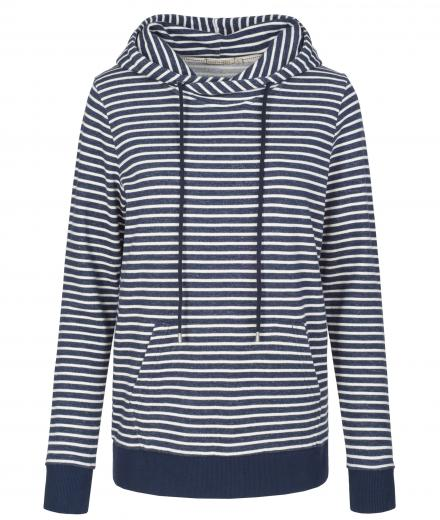 ARMEDANGELS Maleen Stripes navy-off white | L