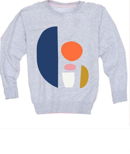 TheColorfulCrew Stillife Sweater M