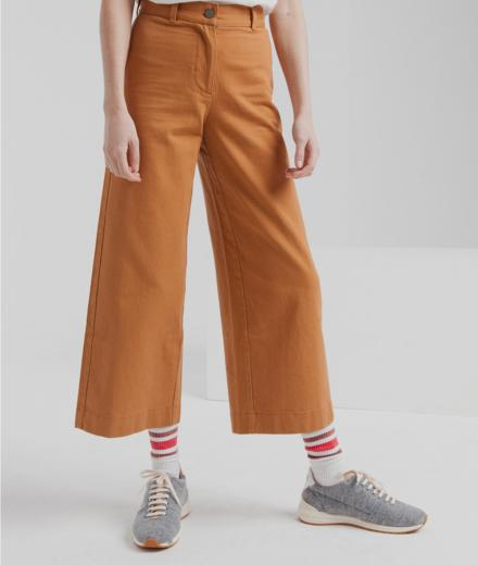 Thinking MU Elephant Pant Brown Sugar