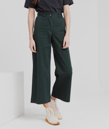 Thinking MU Elephant Pant Scarab Green | L