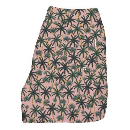 DEDICATED Swim Shorts Beach Palms pink | 34