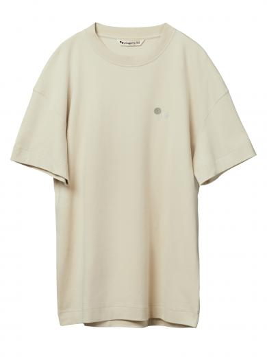 pinqponq T-Shirt Sand Beige