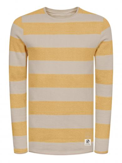 Bleed Clothing Captains Sweater Yellow
