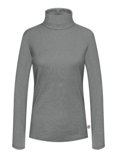 Bleed Clothing Ribber Turtleneck Longsleeve Grau | XS