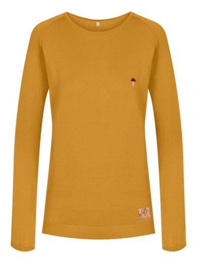 Bleed Clothing Fine Eco Jumper Yellow
