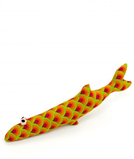 CEC Collection Big Fish Puppet orange