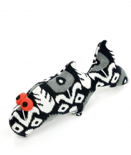 CEC Collection Small Fish Puppet black