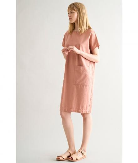 CUS Mafalda Dress blush | S