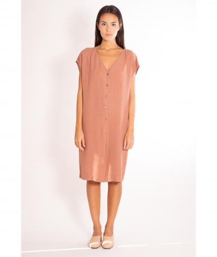 CUS Siena Crêpe Dress