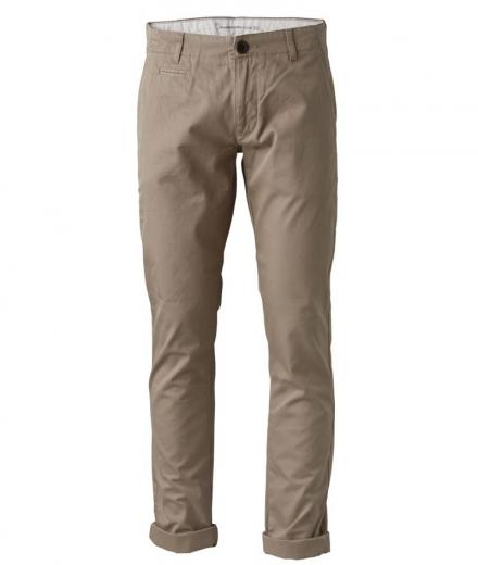 Knowledge Cotton Apparel Twisted Twill Chino Tuffet 31/32