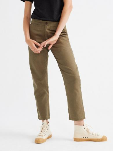 Thinking MU Hemp Daphne Pants Green