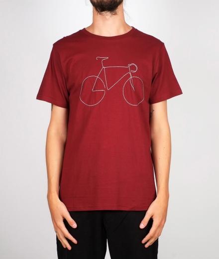 DEDICATED T-shirt Stockholm Bicycle