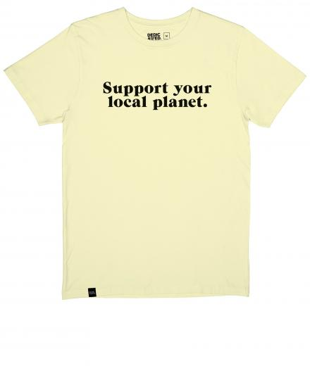 DEDICATED T-Shirt Stockholm Planet Support