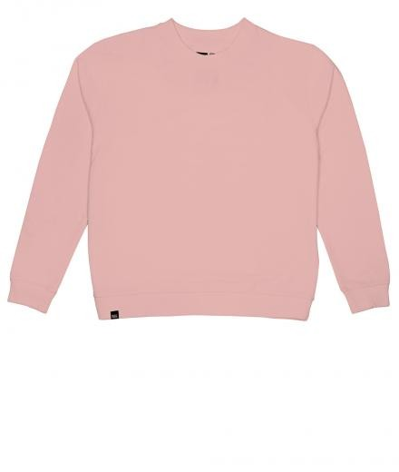 DEDICATED Sweatshirt Ystad mellow pink | M