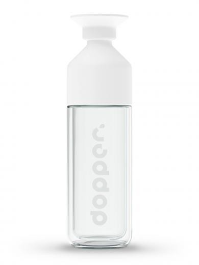 Dopper Glass Insulated 450ml Insulated Glas