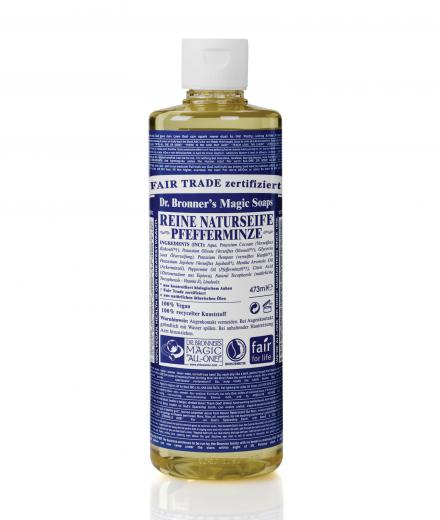 Dr. Bronner Liquid Soap Pfefferminze