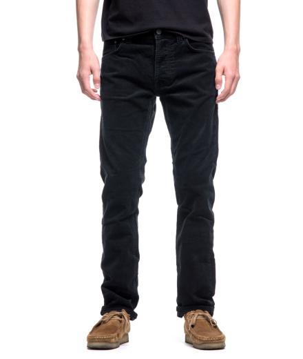 Nudie Jeans Dude Dan Cord black | 33/34