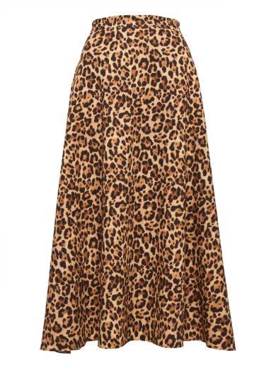 ADDITION Easy Skirt Leo